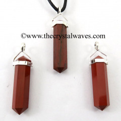 Red Jasper D.P Pencil S.P. Pendant