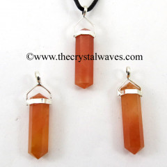 Red Aventurine D.P Pencil S.P. Pendant