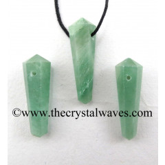 Green Aventurine D.P Pencil Pendant