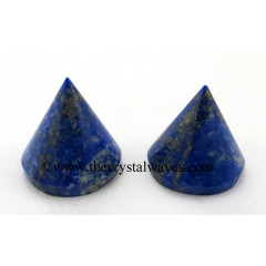 Lapis Lazuli Conical Pyramid