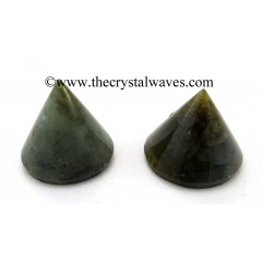 Labradorite Conical Pyramid