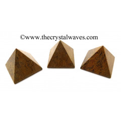 Mariyam / Calligraphy Stone less than 15mm pyramid