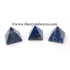 Lapis Lazuli 23 - 28 mm pyramid