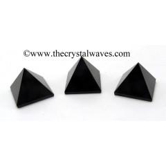 Black Agate 23 - 28 mm Pyramid
