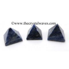 Sodalite 55 mm + pyramid