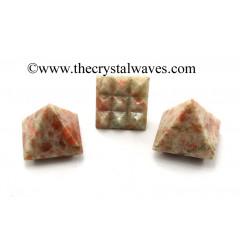 Sunstone Lemurian Pyramid