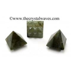 Labradorite Lemurian Pyramid