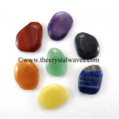 Mix Assorted Gemstones Palmstones
