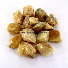 Yellow Aventurine Raw Chunks