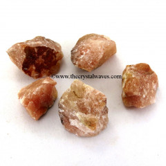 Red Aventurine Raw chunks