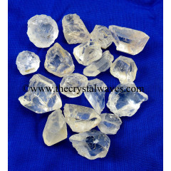 Crystal Quartz A Grade Raw Chunks