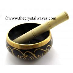 4 Inch Brass Singing Bowl