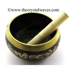 6 Inch Brass Singing Bowl