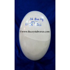 Crystal Quartz Exclusive Shivaling