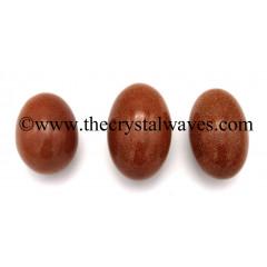 Goldstone (Manmade) Shivalingam