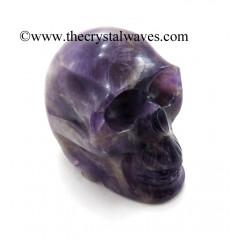 Amethyst Big Skull