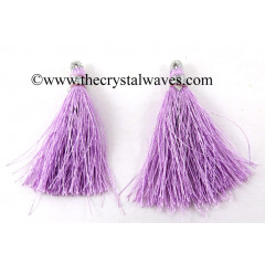 Light Purple Color Tassels