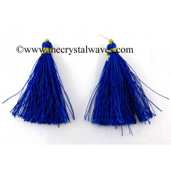 Royal Blue Color Tassels