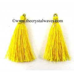 Yellow Color Tassels