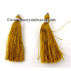 Golden Brown Color Tassels