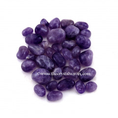 Amethyst Good Quality Tumbled Nuggets