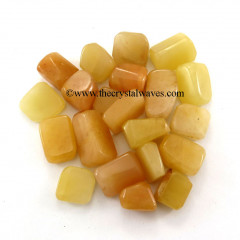 Yellow Aventurine Tumbled Nuggets