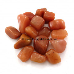 Red Aventurine Tumbled Nuggets