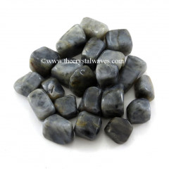 Iolite Tumbled Nuggets