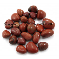 Red Jasper Tumbled Nuggets