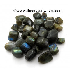 Labradorite Tumbled Nuggets