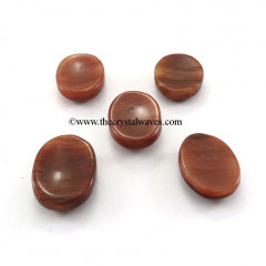 Red Aventurine Worry Stones