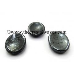 Hematite Worry Stones / Thumb Stones