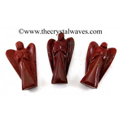 "Red Jasper 1.50"" Angels"