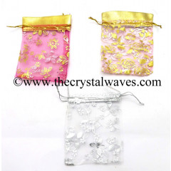 Mix Assorted Colors Tissue Pouch