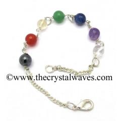 Chakra Pendulum Chain Cum Bracelet