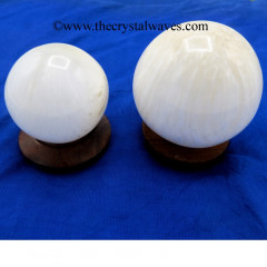 Scolecite Ball / Sphere