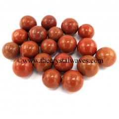 Red Jasper Small 15 - 25 mm Ball / Sphere