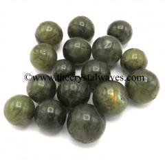 Labradorite Small 15 - 25 mm Ball / Sphere