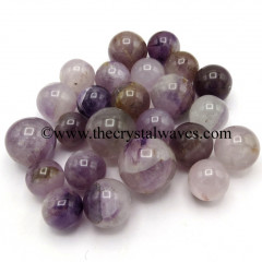 Amethyst Regular Grade Small 15 - 25 mm Ball / Sphere