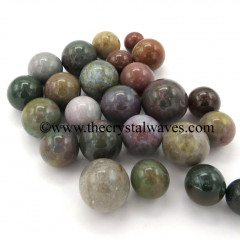 Fancy Jasper Small 15 - 25 mm Ball / Sphere