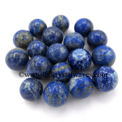 Lapis Lazuli Small 15 - 25 mm Ball / Sphere