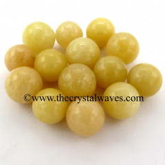 Yellow Aventurine Small 15 - 25 mm Ball / Sphere