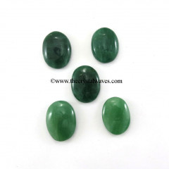 Green Aventurine  Oval Cabochon