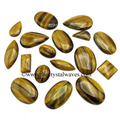 Tiger Eye Agate High Grade Cabochons