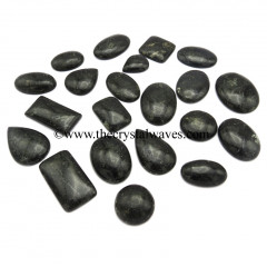 Nuummite / Coppernite High Grade Cabochons