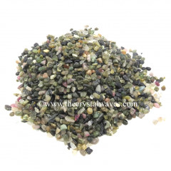 Multi Tourmaline Undrilled Chips