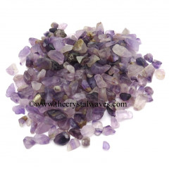 Amethyst Undrilled Chips
