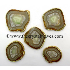 Agate Slices / Coasters