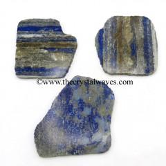 Lapis Lazuli Slices / Coasters