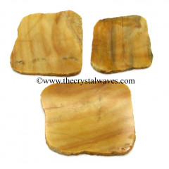 Yellow Aventurine Slices / Coasters